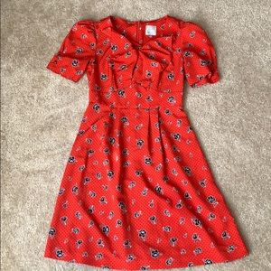 Vintage Anthropologie dress